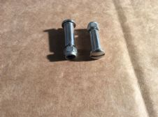 Lever pin washer and nut - PAIR